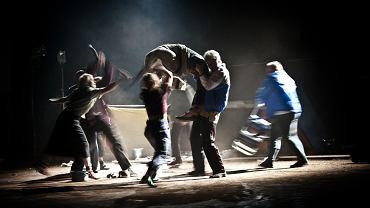 """""""Mickiewicz.Dziady. Performance"""", reż. Paweł Wodziński, Teatr Polski, Bydgoszcz"""