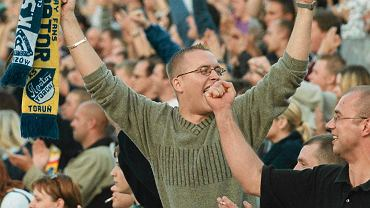 Mecz Apatora w 2001 r.