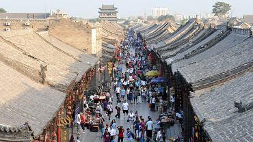 Chiny wycieczka, Pingyao / fot. Shutterstock