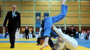 Dżudo to niezwykle efektowna dyscyplina sportu