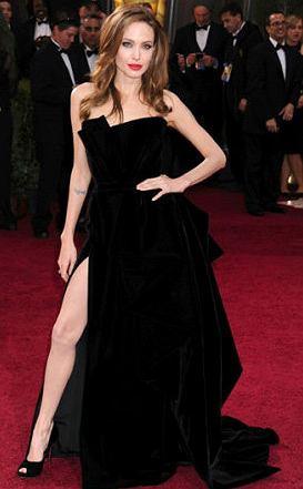Angelina Jolie, oscary