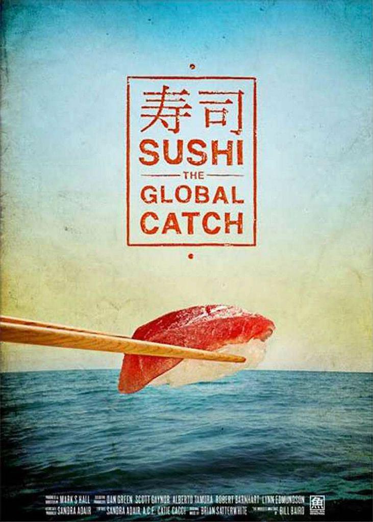 'Sushi. Światowa pułapka' (Sushi: The Global Catch; reż. Mark S. Hall)
