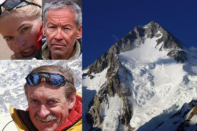 Baranowska, wielicki i Pustelnik o sukcesie Polaków na Gasherbrumie I