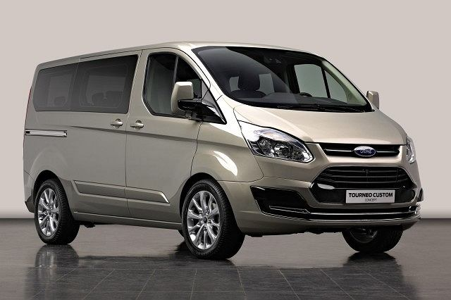 Genewa 2012 | Ford Tourneo Concept