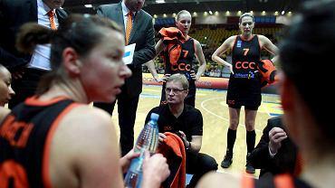 Koszykarki CCC Polkowice w poprzednim sezonie zajęły drugie miejsce