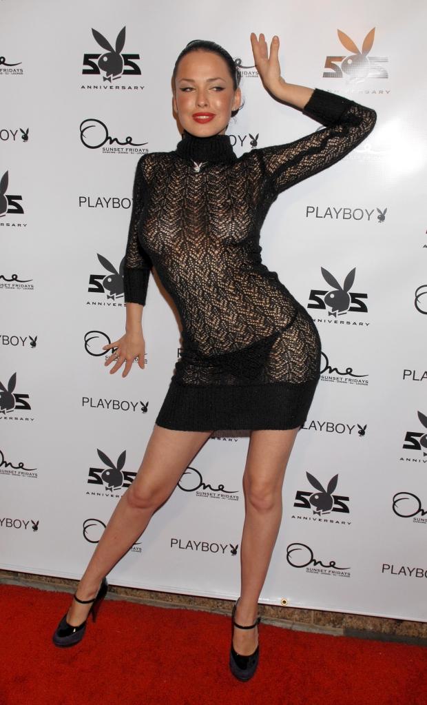 Dasha Astafieva at the 'Playboy Magazine 55th Anniversary Playmate' party hosted by Dasha Astafieva. - 20081212    colourpress.com     West Hollywood, USA - Photo: Scott Downie/Celebrityphoto.com