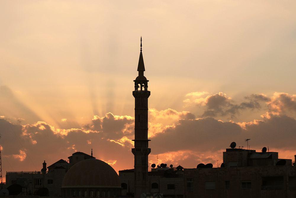 Jordania stolica, Amman