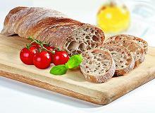 Chleb włoski Ciabatta - ugotuj