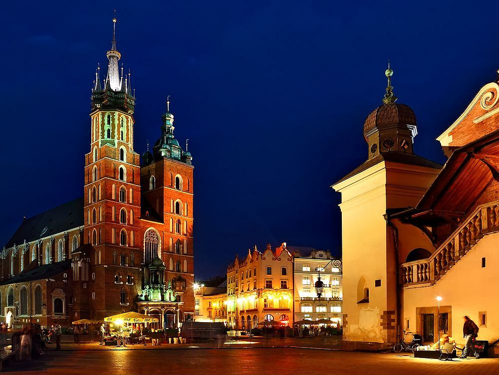 Rynek Główny w Krakowie / fot. Shutterstock