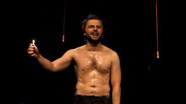 'Mickiewicz. Dziady. Performance' z Teatru Polskiego w Bydgoszczy, reż. Paweł Wodziński