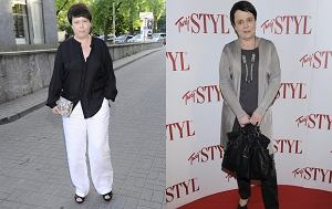 Ilona Łepkowska, diety gwiazd