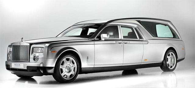 Rolls-Royce Phantom Hearse B12