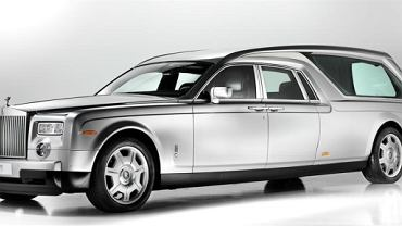 Rolls-Royce Phantom Hearse B12