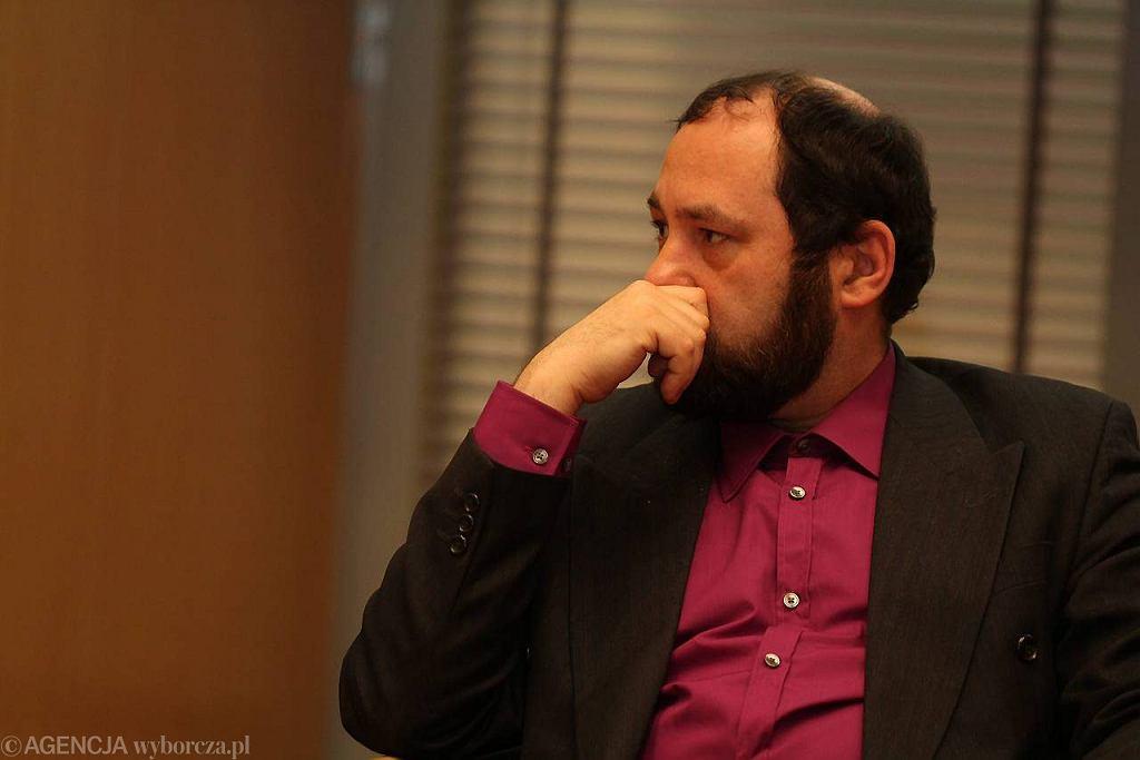 Prof. Jan Hartman, UJ