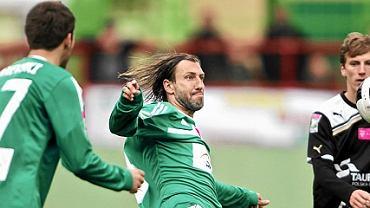 Kamil Kosowski został przesunięty do rezerw