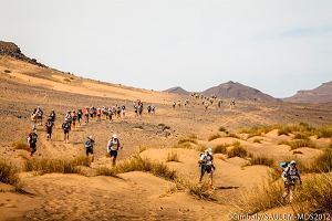 Marathon des Sables - jeden z najtrudniejszych i najpiękniejszych wyścigów biegowych [galeria]