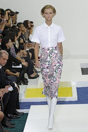 Ready to Wear Spring Summer 2012  - Jil Sander - Milan Fashion Week September 2011  PHOTO: EAST NEWS/ZEPPELIN