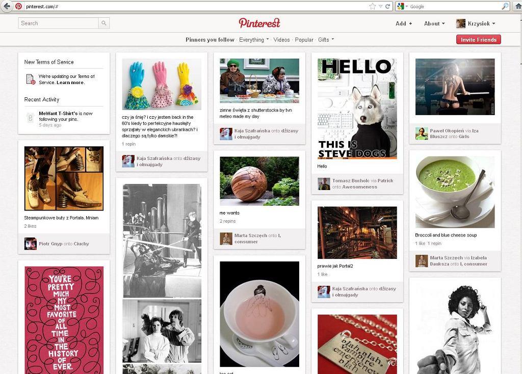 Pinterest się rozwija - nawiązał współpracę z VimeoPinterest
