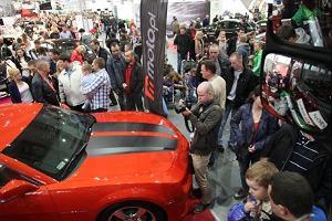 Motor Show 2012 - jeszcze tylko kilka godzin