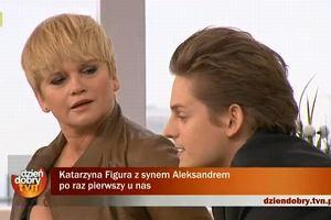 Aleksander Chmielewski, Katarzyna Figura.