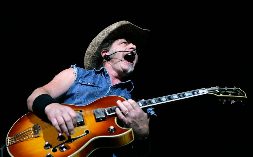 Ted Nugent, muzyk rockowy