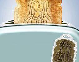 Matka Boska z tostera, czyli jak zjeść popkulturę