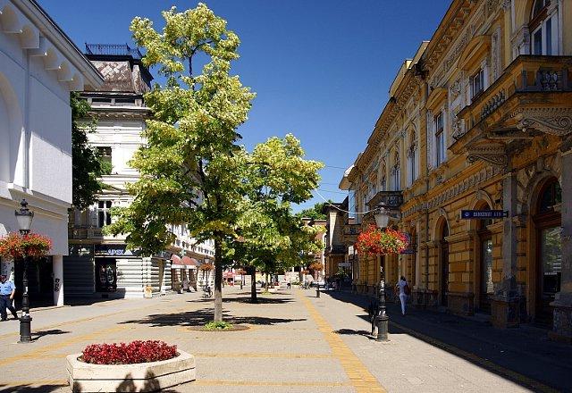Subotica główny deptak miasta / fot. cityhopper/FotoForum.gazeta.pl