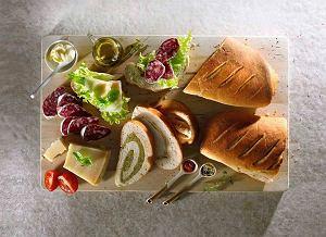 Rolady chlebowe z pesto