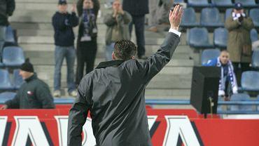 Trener Czesław Michniewicz odchodzi z Lecha Poznań