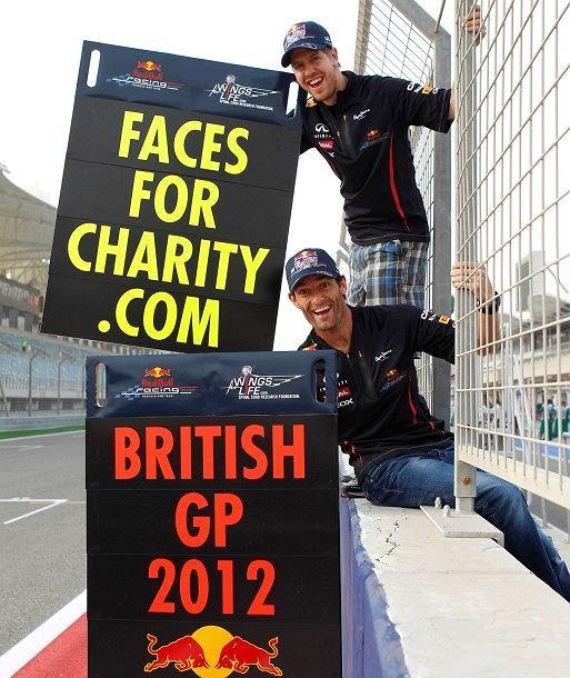 Sebastian Vettel i Mark Webber