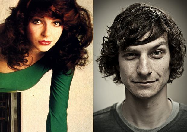 Gotye, Kate Bush