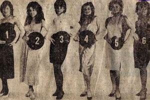 Alicja Węgorzewska w 1987 roku została Wice Miss Wybrzeża.
