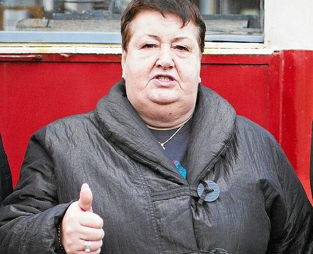 Henryka Krzywonos jest zachwycona wyborem Doroty Wellman