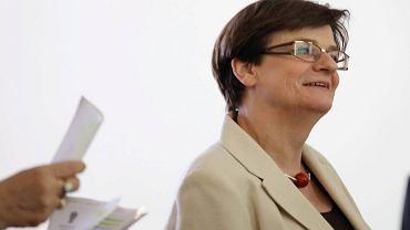 Krystyna Szumilas, minister edukacji