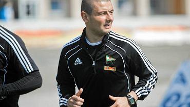 Jakub Wilk w barwach Lechii Gdańsk