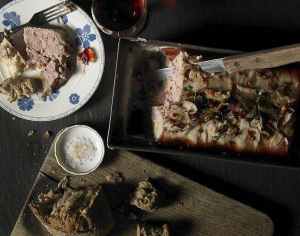 Kuchnia Francuska Pâté