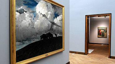 Galeria Sztuki Europejskiej w Muzeum Narodowym po remoncie