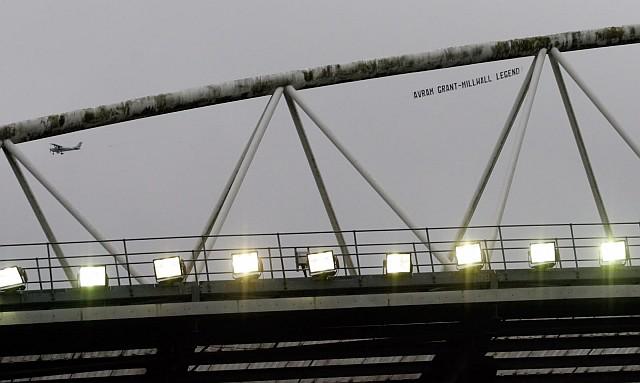 Żart kibiców Millwall