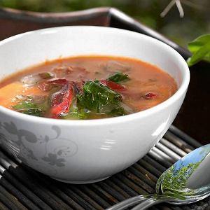 Chłodnik pomidorowo-paprykowy