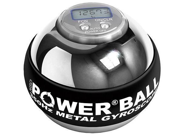 Gadżet do ćwiczenia mięśni - Powerball Metal