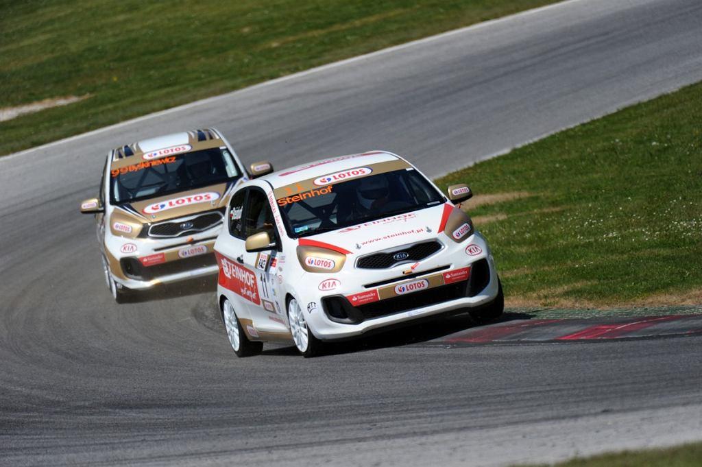 Zbigniew Łacisz i Filip Tokar staną w pierwszej linii do pierwszego wyścigu na torze Red Bull Ring w Austrii