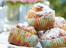 Muffinki morelowo-pomarańczowe - ugotuj