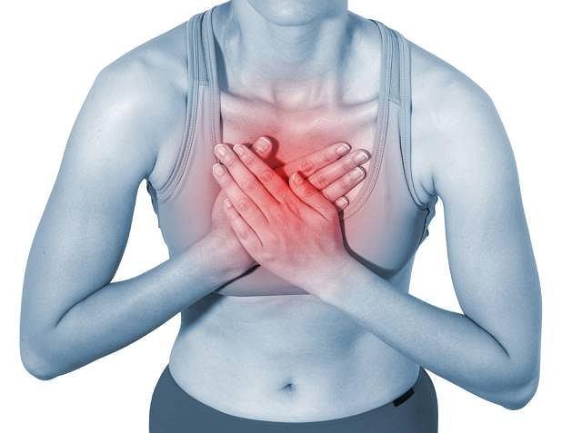 Kłucie i palpitacje serce to najczęstsze objawy wypadnięcia płatka zastawki mitralnej