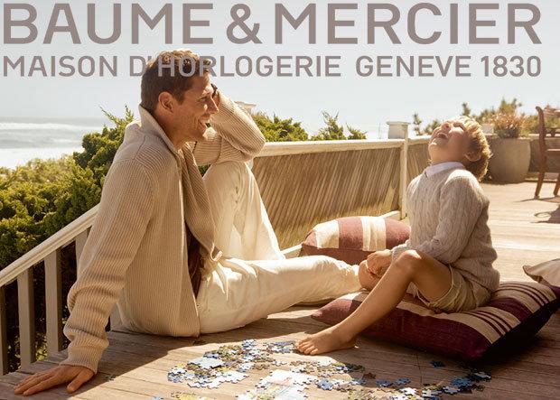 Zegarki Baume&Mercier: nowa kolekcja