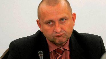 Odwołany prezes NFZ Jacek Paszkiewicz