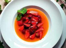 Truskawki balsamico - ugotuj