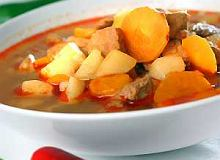 Gulyasleves - zupa węgierska - ugotuj