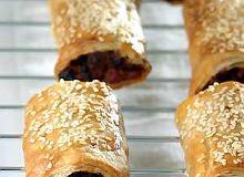 Saussage rolls (paszteciki z kiełbasą) - ugotuj