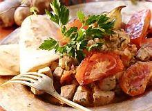 Schab z warzywami po indyjsku - ugotuj