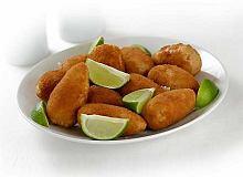 Coxinha (brazylijskie kotleciki z kurczaka) - ugotuj